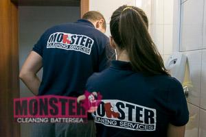 Cleaners in Battersea